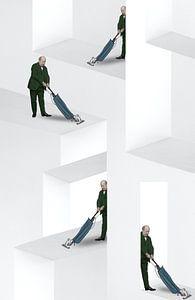 Mr. Escher's Housekeeper