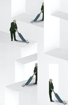 Mr. Escher's Housekeeper von Marja van den Hurk