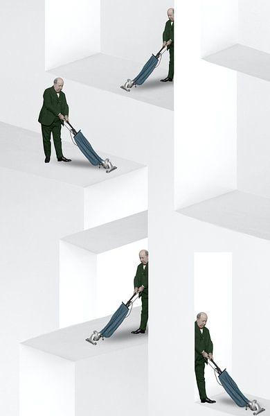 Mr. Escher's Housekeeper sur Marja van den Hurk