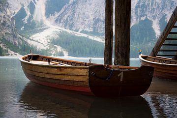 lago di braies von Kristof Ven
