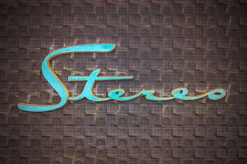 De stereo jukebox van