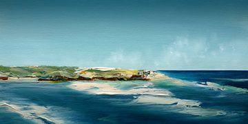 la mer II - scale 1:2 von Andreas Wemmje