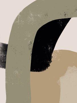 Moderne Kunst -obviam von YOPIE illustraties