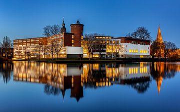Gerechtsgebouw Zutphen, Nederland van Adelheid Smitt