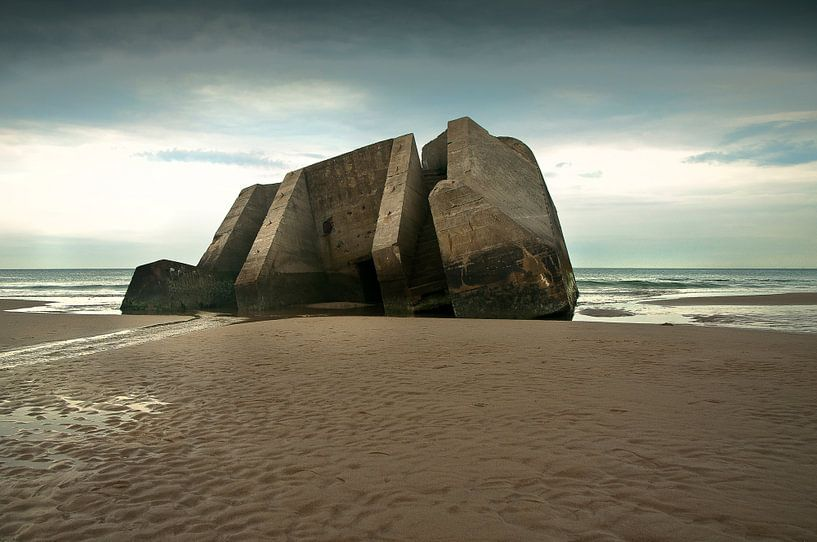 Le bunker. sur Sonja Pixels