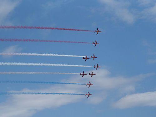 Flying colors II van marc marsman