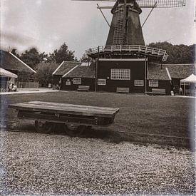 Binnenplaats van De Ster van Jan van der Knaap