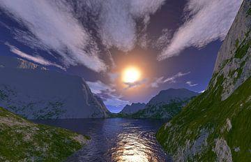 Fjord van Caroline Lichthart