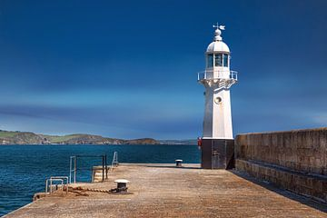 Leuchtturm in Mevagissey - Cornwall van