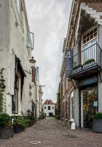 Amersfoort -10 van Dick Jeukens