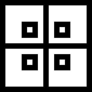 Verschachtelt   Versetzt   02x02x03   N=02   V39   W von Gerhard Haberern