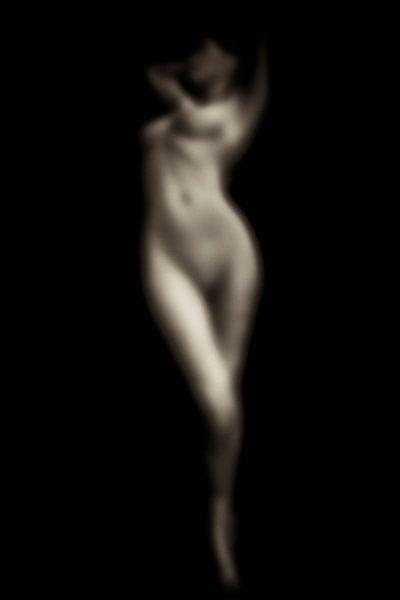 Naakte vrouw – Purity No 3 van Jan Keteleer