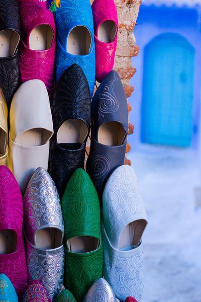 Kleurrijk Marokko van BTF Fotografie