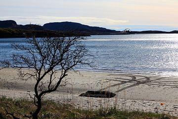 Stokkøya Beach van Anton Roeterdink