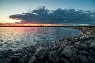 Sonnenuntergang von Johan Honders
