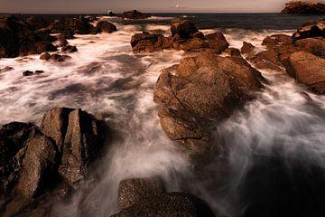 Küste Bretagne von Jeroen Mikkers