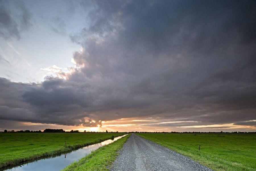Het Rouveense landschap van Jaco Hoeve