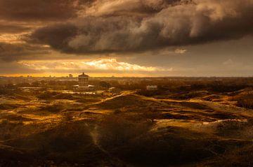 De Watertoren van Katwijk von Martijn van der Nat