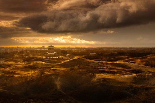 De Watertoren van Katwijk van