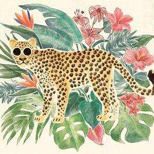 Jungle Vibes Jaguar, Janelle Penner