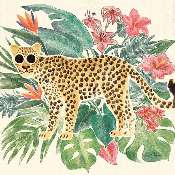 Jungle Vibes Jaguar, Janelle Penner von Wild Apple