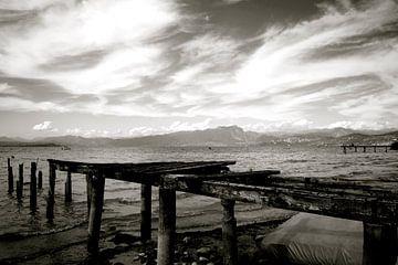Steiger Gardameer von Vincent Vagevuur