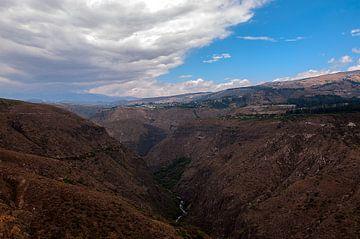 Ecuador: Cotacachi natuurgebied (Cotacachi) van Maarten Verhees