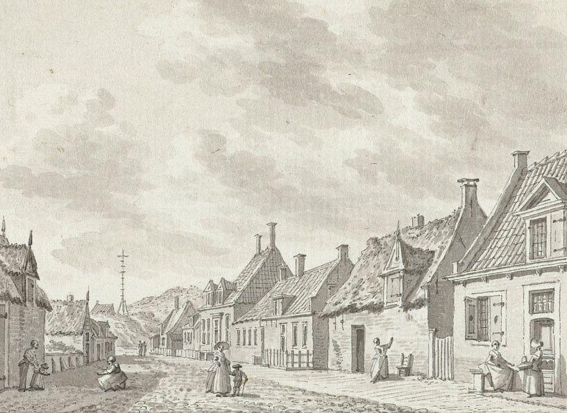Gesicht in Zoutelande, Jan Bulthuis von Meesterlijcke Meesters