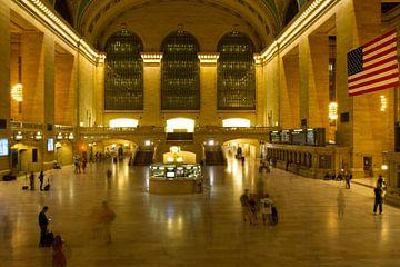Grand Central Station New York van Edwin Hendriks