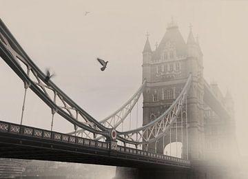 Tower Bridge van Lena Weisbek