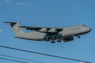Lockheed C-5M Super Galaxy van Jaap van den Berg