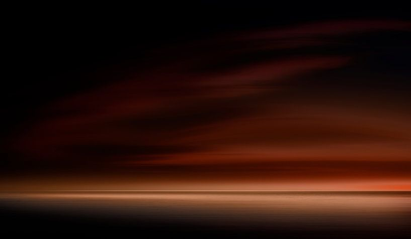 Se noyer dans la béatitude de la solitude sur Adrien Hendrickx