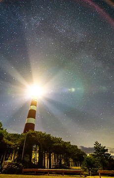 Ameland Leuchtturm von Sebastiaan Duijff