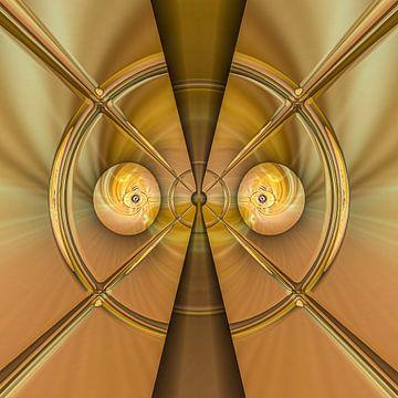 Phantasievolle abstrakte Twirl-Illustration 106/54 von PICTURES MAKE MOMENTS