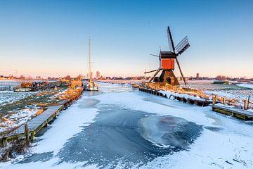 Icy mill van Jan Koppelaar