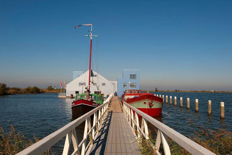 Drijvende Woningen Almere van Brian Morgan