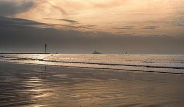 1032 Ostend-Hafen II von Adrien Hendrickx