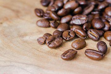 les grains de café sur Kristof Ven