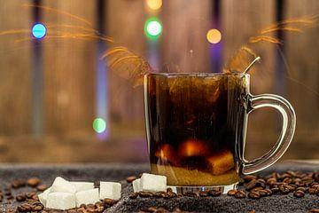 Kaffee, als läge dir ein Engel auf der Zunge... von Rianne Groenveld