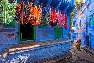 Rue colorée, Saurabh Sirohiya sur 1x