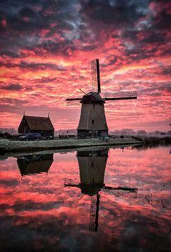 Double mill van Peter van der Waard