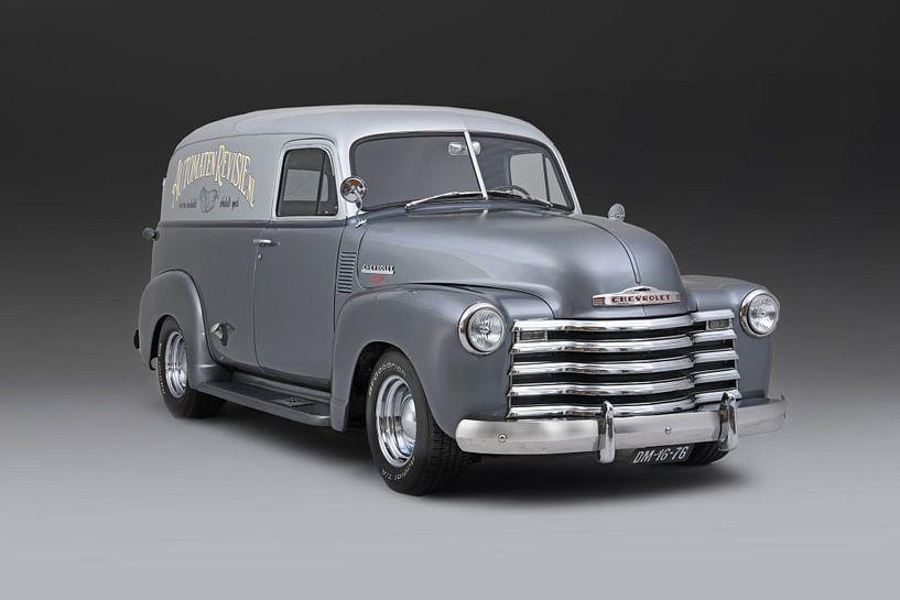 Chevrolet Panel Van van Willem van Holten