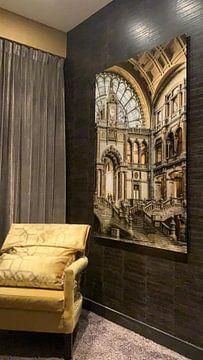 Klantfoto: De Hemelpoort van Antwerpen van Jan de Vries