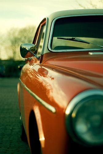 Klassieke auto van Thomas Boelaars