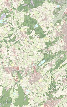 Kaart vanEersel