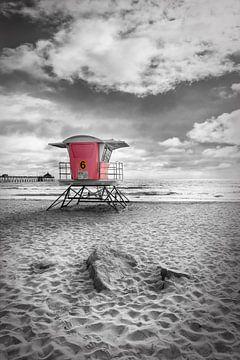 CALIFORNIA Imperial Beach | colorkey van Melanie Viola