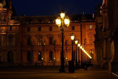 Louvre museum Parijs - oostzijde