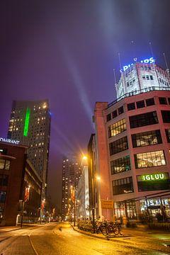Lichttoren beleutet sur Jasper Scheffers