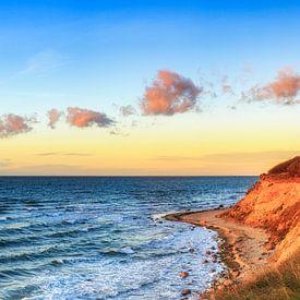 Rooksignalen boven de Oostzeekust van Daniela Beyer