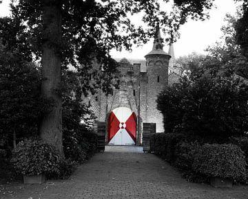 Château de Henksenshage sur Maarten van Roozendaal